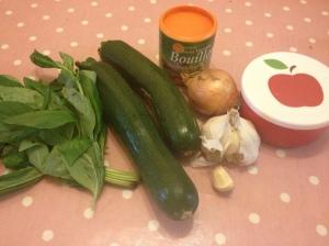 Courgette Soup2
